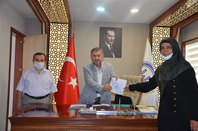 Tdv Antalya şubesi Kadın Kollarından Hayır Yolunda Ilk Icraat