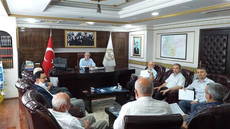 Tdv Düzce şubesi Değerlendirme Toplantısı Yapıldı.