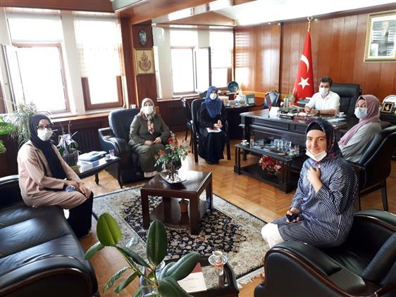 Tdv Trabzon şubesi Kadın Kolları Komisyonu Kuruldu