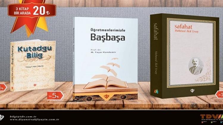 Bartın'da Tdv'den öğretmenler Gününe özel Kitap Kampanyası