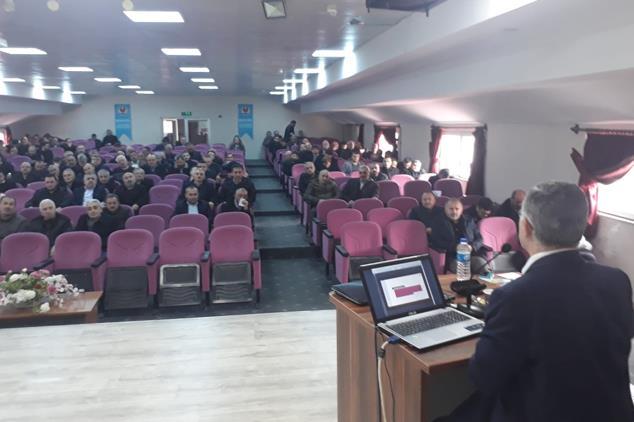 Giresun'da Temel Aile Bilinci Eğitim Semineri