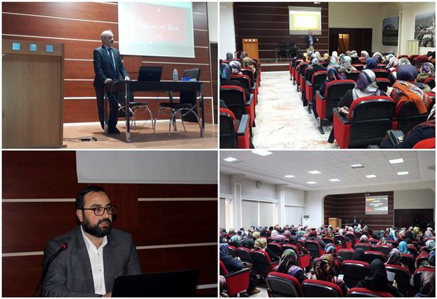"""Erzincan'da """"temel Aile Bilinci Eğitimi"""" Seminerleri Düzenleniyor…"""