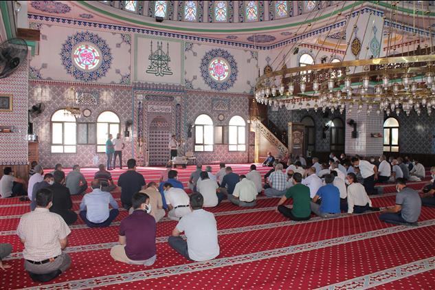 Osmaniye'de Temel Ilk Yardım Eğitim Seminerleri Düzenlendi