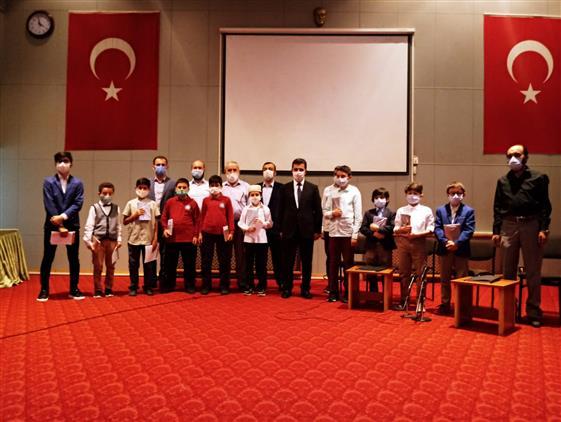 """Trabzon Adrb Tarafından """"değerli Mısralar"""" şiir Ve Ilahi Dinletisi Düzenlendi"""