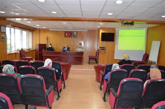 Türkiye Diyanet Vakfı Malatya Kadın Kolları Toplantısı Yapıldı