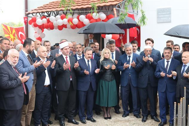 İstanbul'da Türkiye'den Kuzey Makedonya'da Kuran Kursu Ve Cami Inşası
