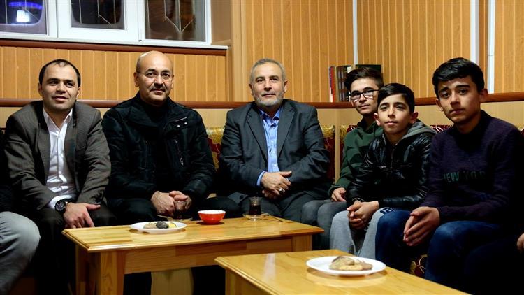 Erzincan'da çukurkuyu Beldesine Ziyaret