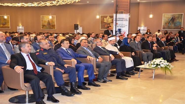 Antalya'da Uluslararası Mevlid-i Nebi Sempozyumunun Açılış Programı Yapıldı