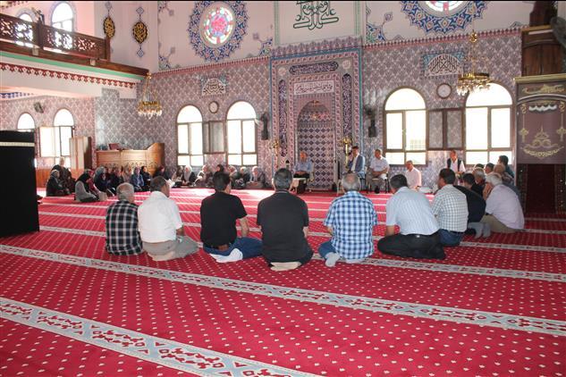 Osmaniye'de Umre Bilgilendirme Ve Eğitim Semineri