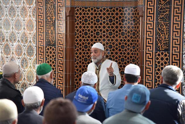 Balikesir'da Umurlar Camii Dualarla Hizmete Açıldı