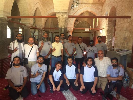 Antalya'da Uzaklardan Misafirlerimiz Vardı