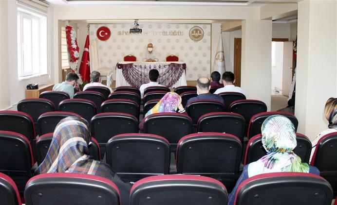 Sivas'ta Vaazlar Başlıyor