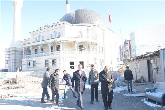 Ardahan'da Vali Yardımcısı V. Mehmet Naim Akgül' Den Ziyaret