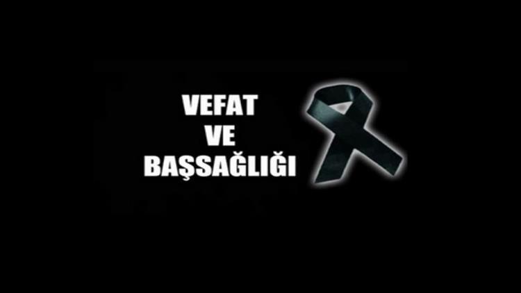 Antalya'da Vefat Ve Başsağlığı