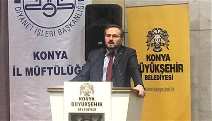 """Konya'da """"yaz Dönemi Gençlik Akademisi"""" Seminerleri Devam Ediyor"""