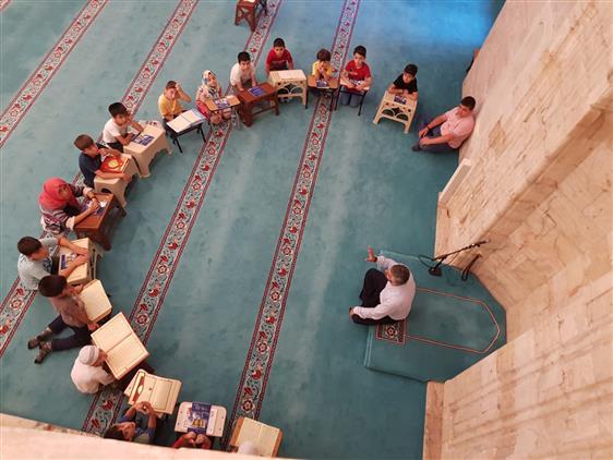 Tokat'da Yaz Kur'an Kursları Başladı