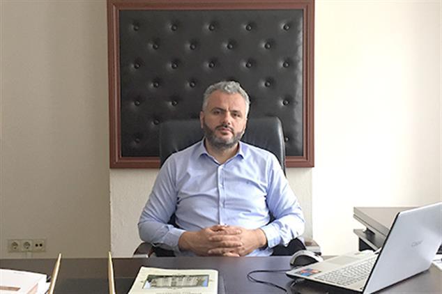 Rize'de Yeni Il Müftü Yardımcımız Abdulkerim Karabıyık Göreve Başladı