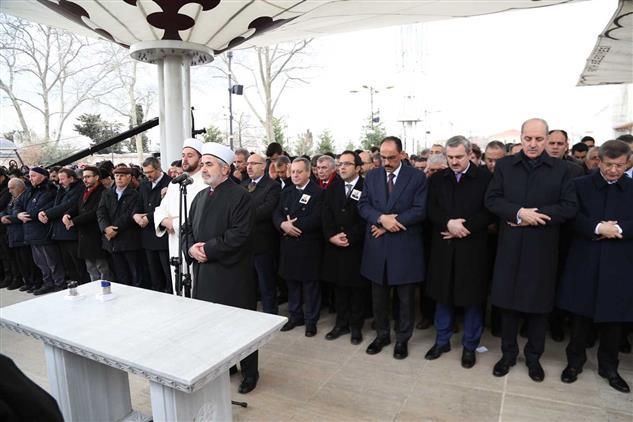 İstanbul'da Yeni Zelanda şehitleri Için Gıyabi Cenaze Namazı