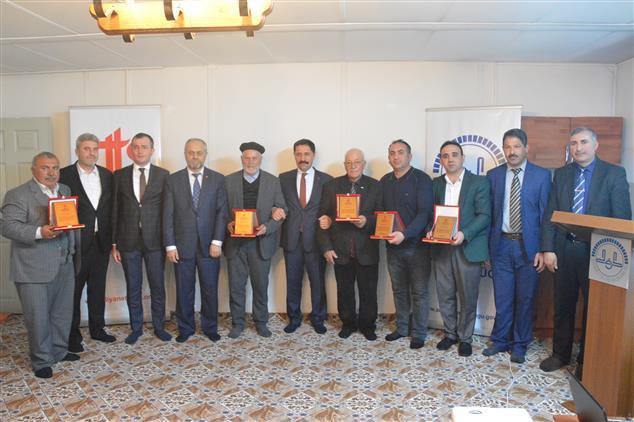 Ardahan'da Iyilik ödülleri Sahiplerini Buldu