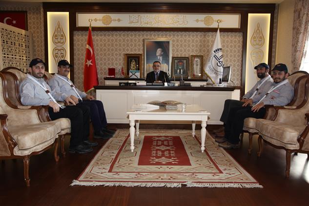 Bursa'da Izci Liderliği Kampı
